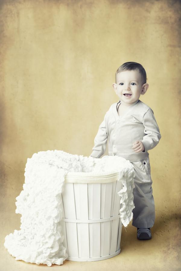 Fotografía creativa de bebes 02